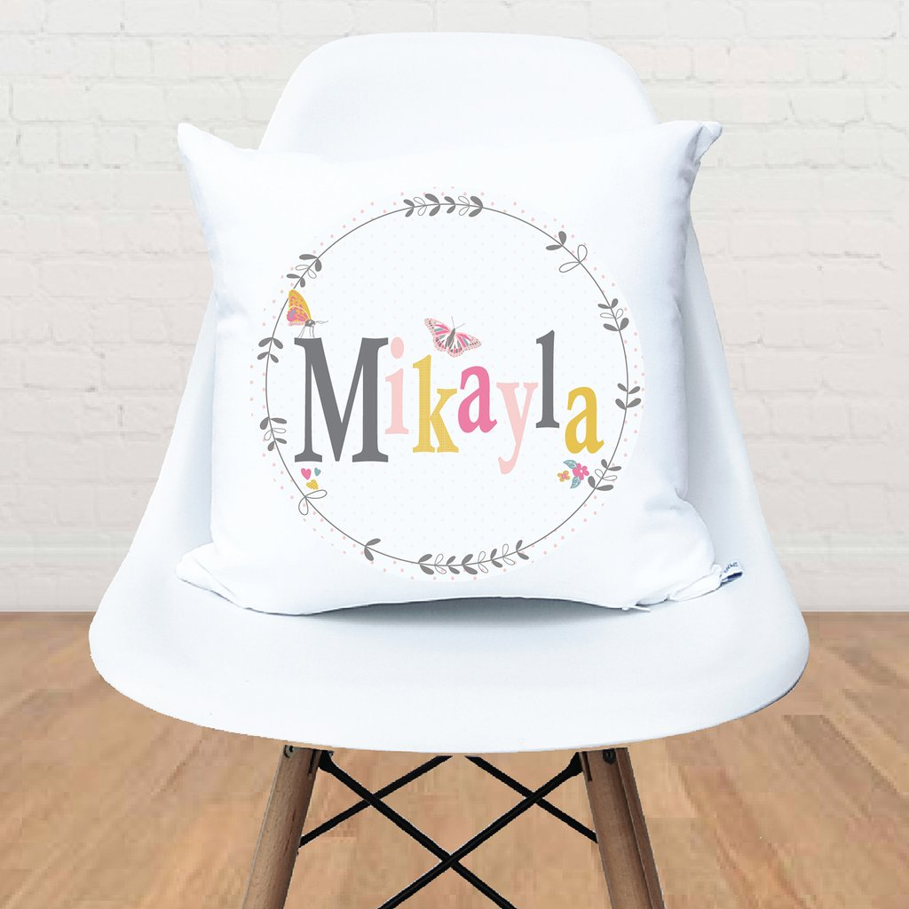 Classic Name Personalised Custom Cushion