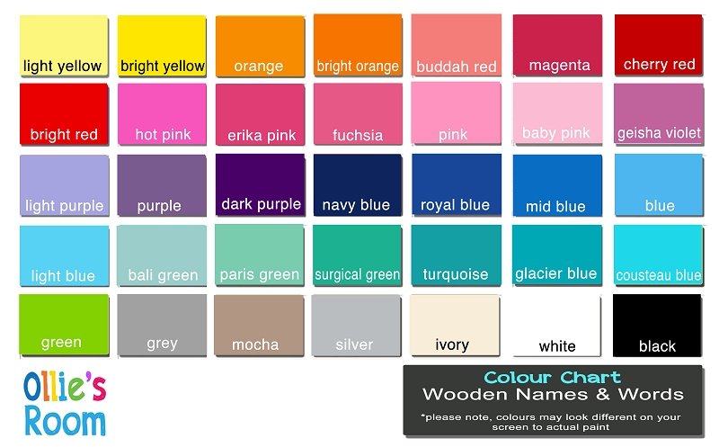 Blue Color Charts With Names Pictures To Pin On Pinterest Pinsdaddy
