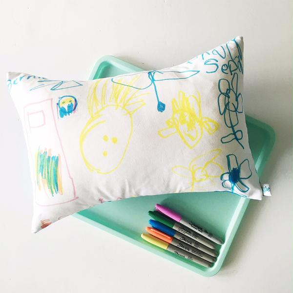 CREATE YOUR OWN ARTWORK Personalised Custom Cushion