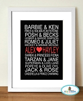 Love & Couples Prints