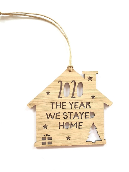 2020 Covid Christmas Ornament Decoration