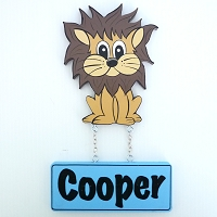 Custom Orde - Wooden Name Plaques