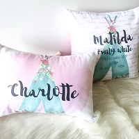 Custom Cushions & Pillows