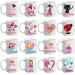 Personalised Girls Mugs