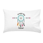 Boys Dreamcatcher Personalised Pillow Case