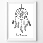 Print - Dare To Dream (dreamcatcher)