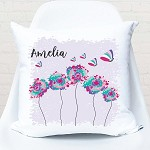 Dandelion Personalised Custom Cushion