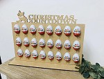 Kinder Surprise Christmas Countdown Calendar