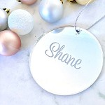 SALE - SHANE Bauble Christmas Ornament