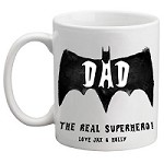 Personalised Kids Mug/Cup - Father's Day Bat