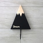 Kids Coat Hook Mountain SINGLE