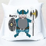 Personalised Viking Custom Cushion