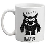 Personalised Kids Mug/Cup - Monster