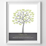 PRINT YOURSELF  - TREE DESIGN