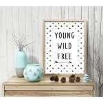 Young Wild Free Print Yourself Print