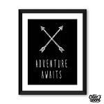 Adventure Awaits Print Yourself Printable