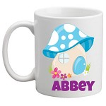 Personalised Kids Mug/Cup - Toadstool